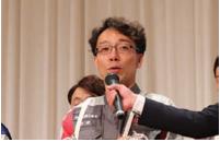 Automobile air-conditioning competition: Shin Yoshida (Minato Denki Kogyosho Co.)