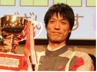 Customer service competition: Shouichi Hamada (Miyazaki Denki Kogyo Co., Ltd.)