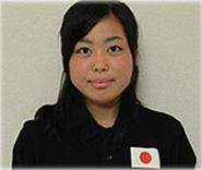 Athletes competing on an international level Haruka Otani (deaf soccer)