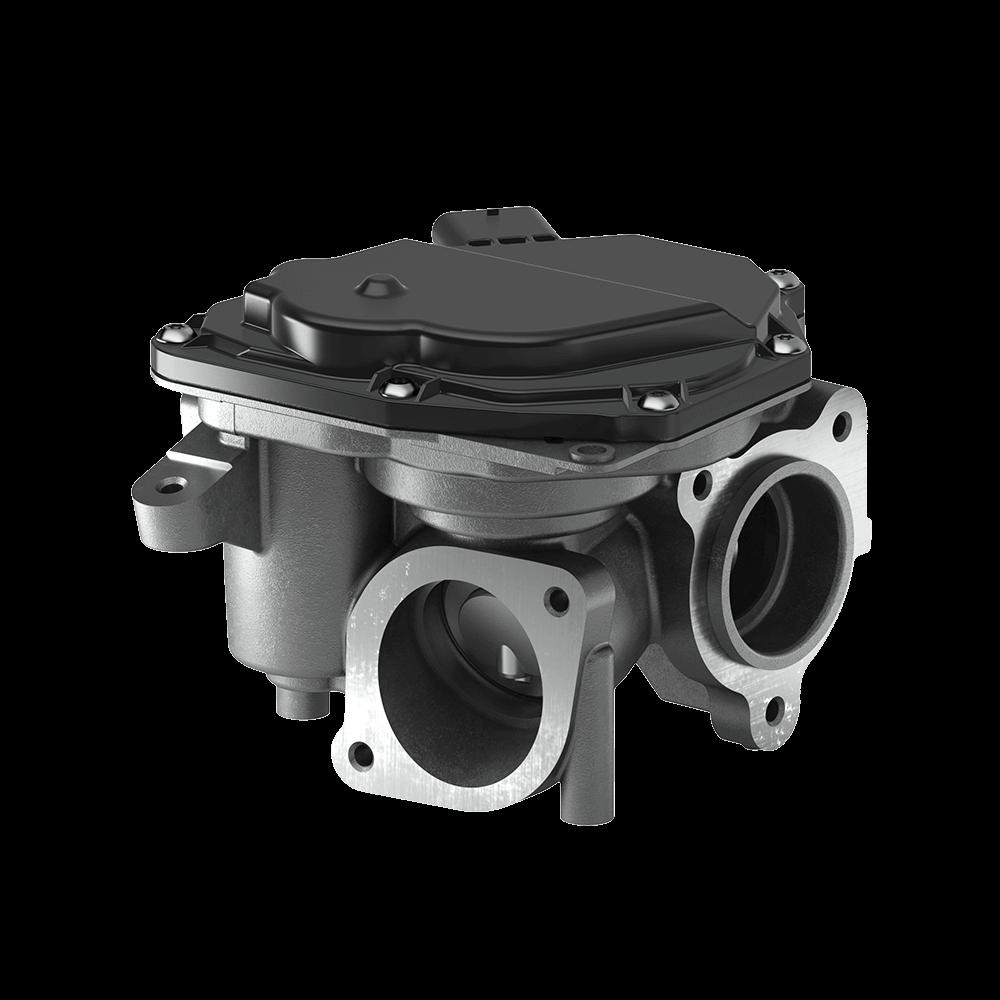 Exhaust Gas Recirculation Valve Unit