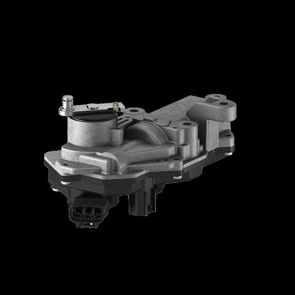 Variable Nozzle Turbo Motor