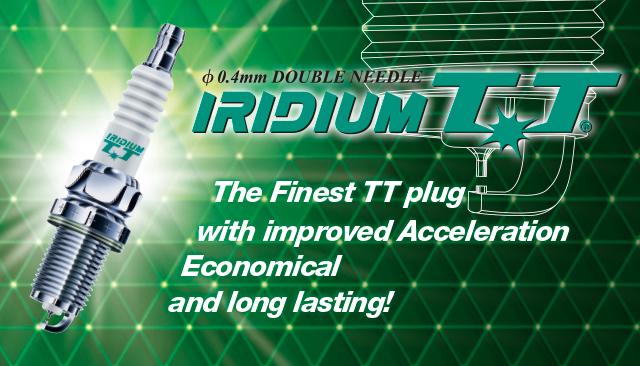 VXEBH27 4 x Denso Iridium Spark Plug