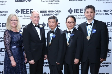IEEE Medal(Environmental and Safety Technologies)