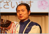 【コモンレール競技:佐々木 大輔 選手(株式会社小山内バッテリー社)】