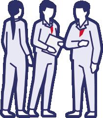 キャリア形成を支える デンソー技能職高卒者採用ホームページ