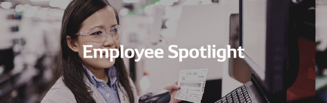 employee spotlight banner